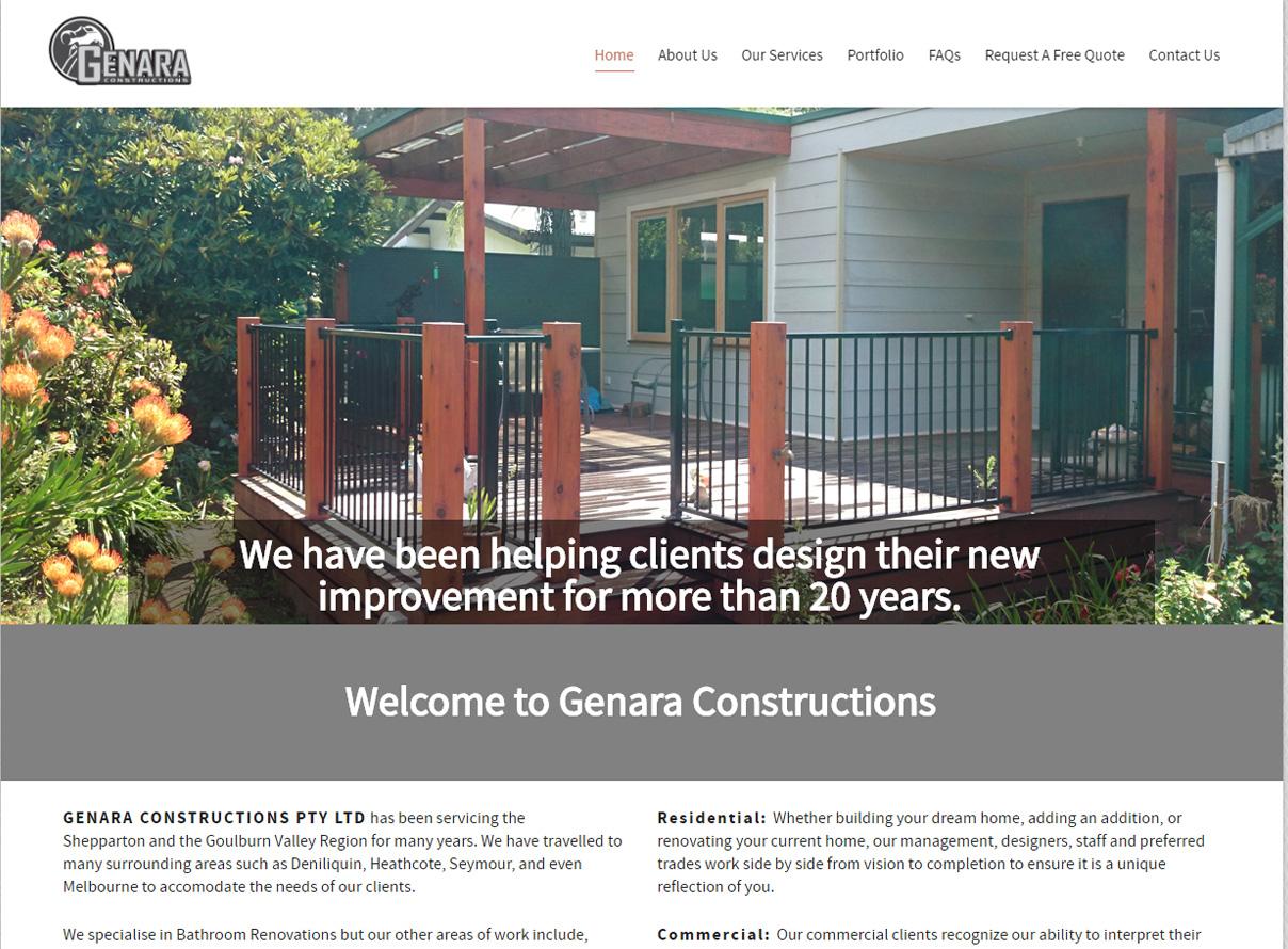 Genara Constructions shepparton
