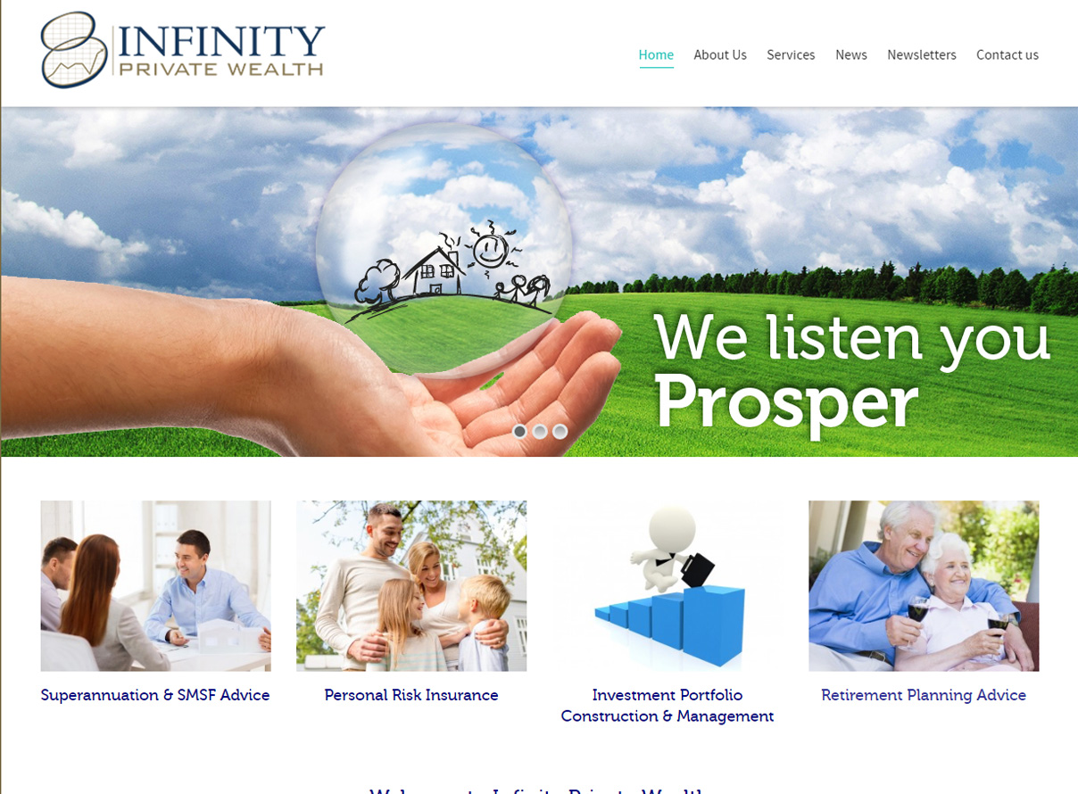 Infinity Private wealth shepparton