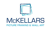 McKellars Picture Framing website