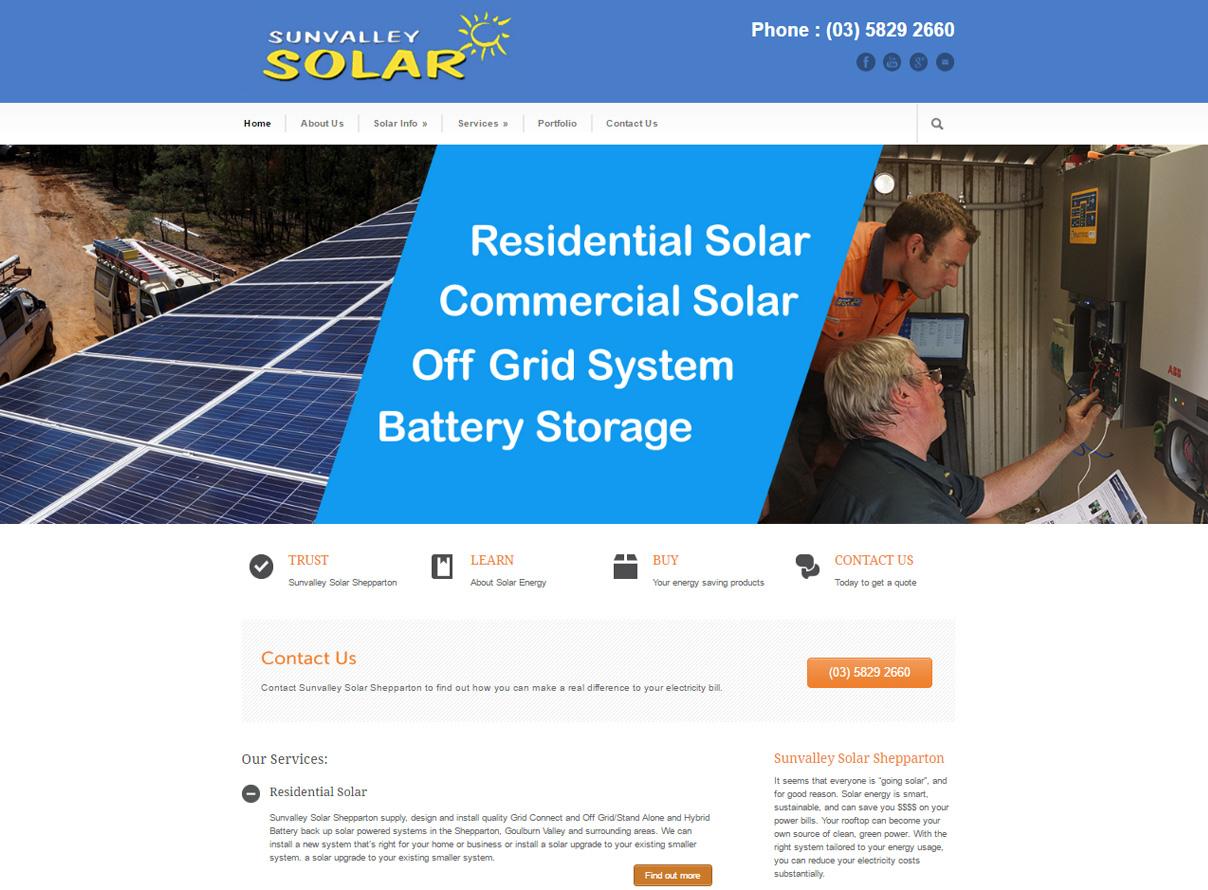 Sunvalley Solar shepparton